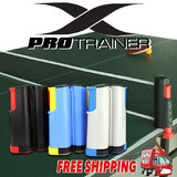 PORTABLE + RETRACTABLE TABLE TENNIS / PING PONG TABLE NET